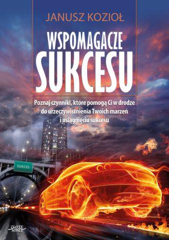 Okładka Wspomagacze sukcesu