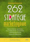 okładka - książka, ebook 262 strategie marketingowe