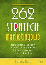 okładka książki 262 strategie marketingowe