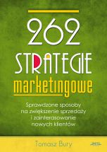 okładka książki 262 strategie marketingowe