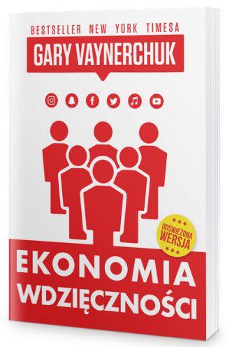 Okładka Ekonomia wdzięczności