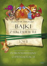 okładka książki Tom 2. Bajki z sukcesem w tle