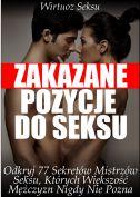 okładka - książka, ebook 77 Zakazanych Pozycji Do Seksu