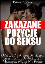 okładka książki 77 Zakazanych Pozycji Do Seksu