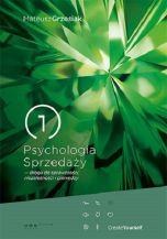 okładka - książka, ebook Psychologia Sprzedaży