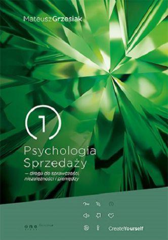 Okładka Psychologia Sprzedaży