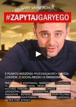 okładka - książka, ebook Zapytaj Garyego