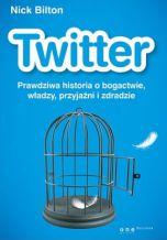 okładka - książka, ebook Twitter