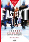 okładka książki Fast text