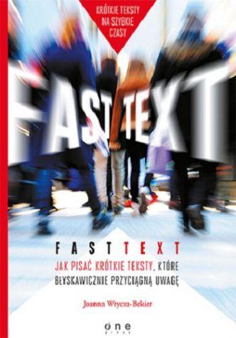 Okładka Fast text