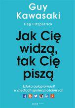 okładka - książka, ebook Jak Cię widzą, tak Cię piszą