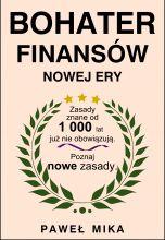 okładka - książka, ebook Bohater Finansów Nowej Ery