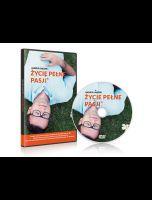 okładka - książka, ebook Życie pełne pasji [DVD]