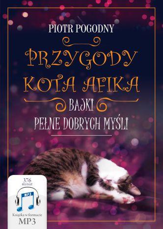 Okładka Przygody kota Afika