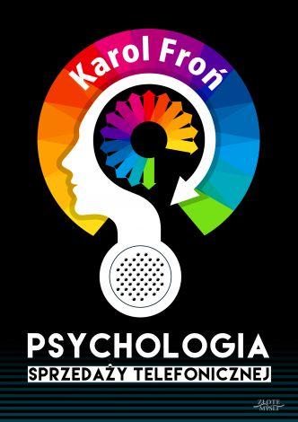 Okładka Psychologia sprzedaży telefonicznej