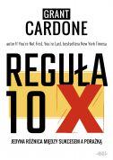 okładka - książka, ebook Reguła 10X