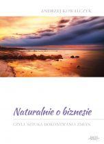 okładka książki Naturalnie o biznesie