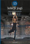 okładka - książka, ebook 13 lekcji jogi
