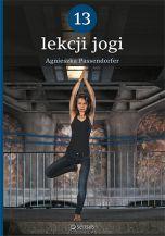 okładka książki 13 lekcji jogi