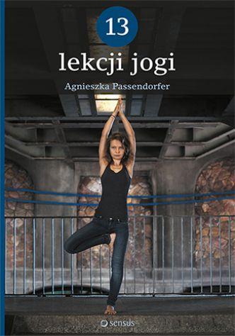 Okładka 13 lekcji jogi