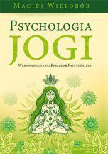 okładka książki Psychologia jogi. Wprowadzenie do Jogasutr Patańdźalego