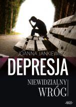 okładka książki Depresja niewidzialny wróg