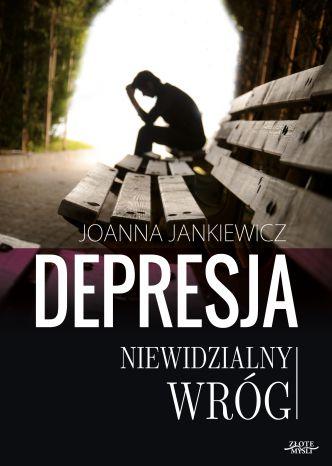 Okładka Depresja niewidzialny wróg