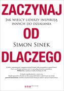 okładka - książka, ebook Zaczynaj od DLACZEGO