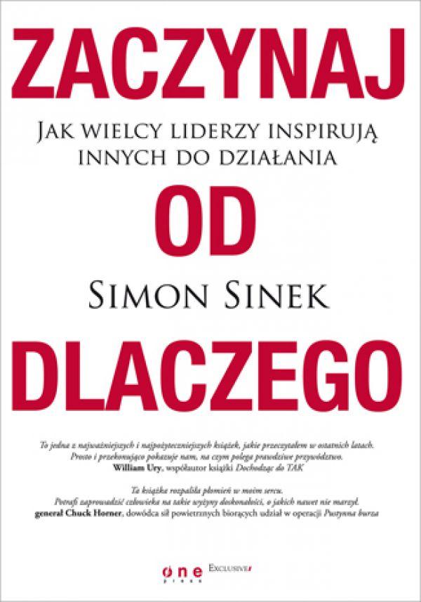 Zaczynaj od DLACZEGO (Książka)
