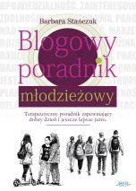 okładka książki Blogowy poradnik młodzieżowy