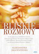 okładka - książka, ebook Bliskie rozmowy