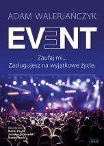 okładka - książka, ebook Event