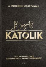 okładka - książka, ebook Bogaty Katolik
