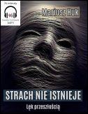 okładka - książka, ebook Strach nie istnieje