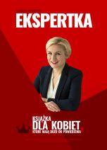 okładka książki Ekspertka