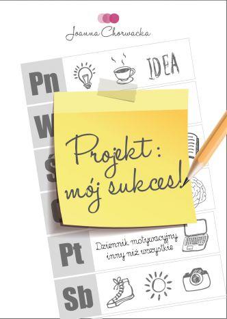 Okładka Projekt: mój sukces!