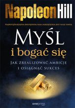 okładka książki Myśl i bogać się