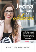 okładka - książka, ebook Jedna kampania do wolności.