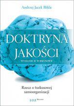 okładka - książka, ebook Doktryna jakości