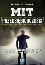 okładka książki Mit przedsiębiorczości