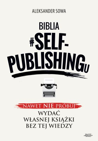 Okładka Biblia #SELF-PUBLISHINGu