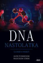 okładka - książka, ebook DNA Nastolatka