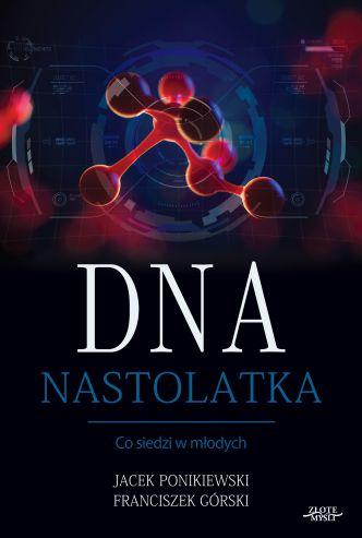 Okładka DNA Nastolatka