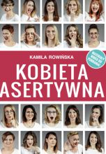 okładka - książka, ebook Kobieta Asertywna