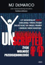 okładka - książka, ebook UNSCRIPTED