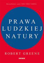 okładka - książka, ebook Prawa ludzkiej natury