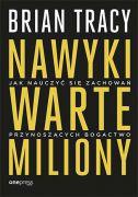okładka - książka, ebook Nawyki warte miliony
