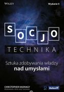 okładka - książka, ebook Socjotechnika. Sztuka zdobywania władzy nad umysłami