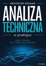 okładka książki Analiza techniczna w praktyce. ErgoTrader, czyli zero psychologii