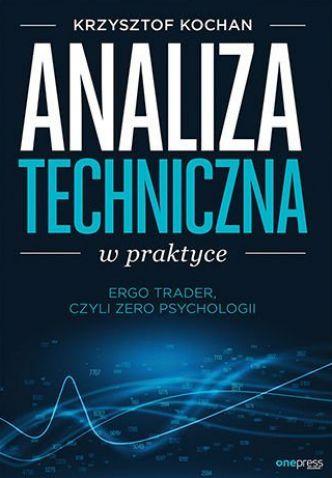 Okładka Analiza techniczna w praktyce. ErgoTrader, czyli zero psychologii